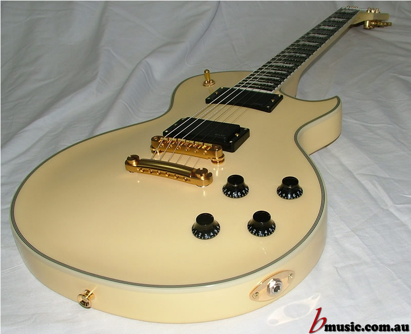 ESP Eclipse: Snow white/Vintage White - Amps - Harmony Central